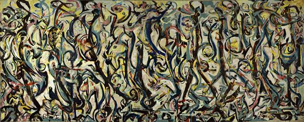 Mural / Jackson Pollock