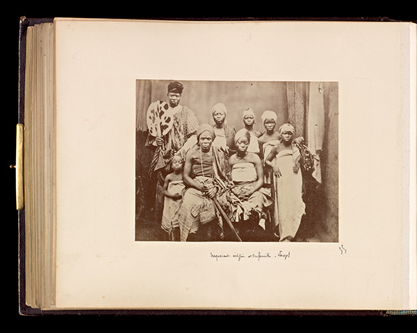 Family of a Merchant / Edouard Foa