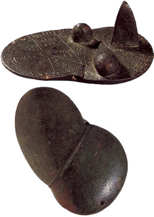 Model liver from Piacenza, Italy