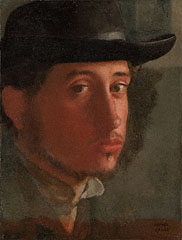 Self-Portrait / Degas