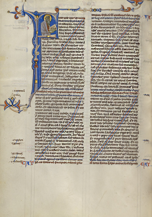 Canceled Page / Abbey Bible