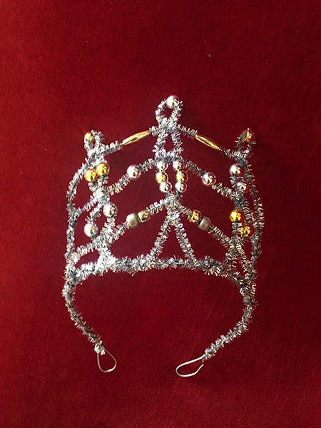 Make Your Own Tiara With Artist Marianne Sadowski The