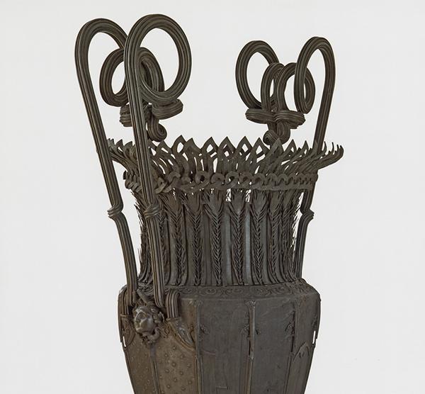 Vase, 1889, Jean-Desire Ringel d'Illzach. J. Paul Getty Museum.