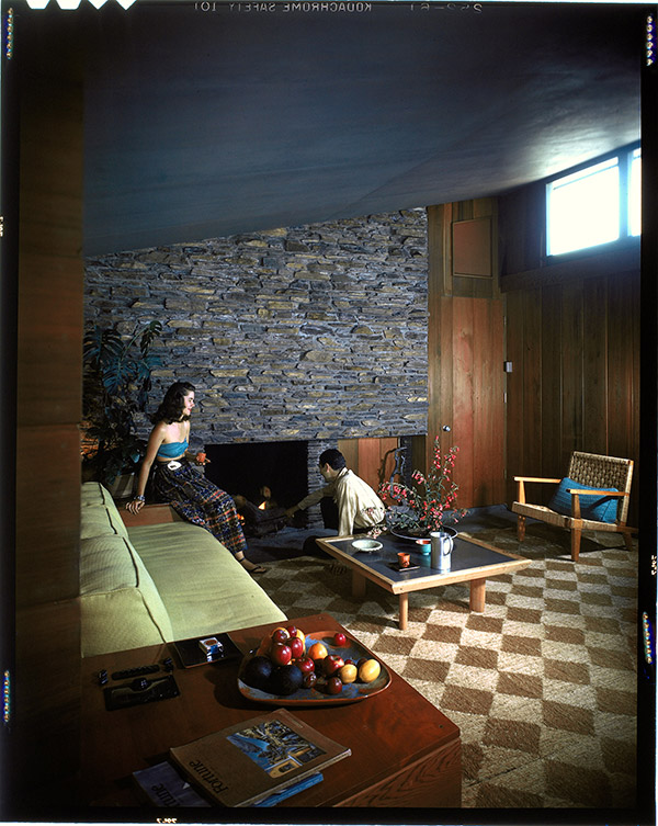 George Turner residence, La Canada Flintridge, c. 1947