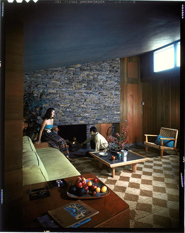 George Turner residence, La Canada Flintridge, c. 1947