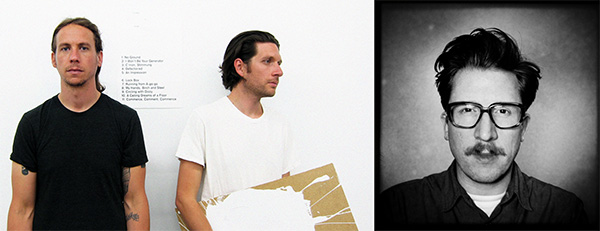 No Age and Mikael Jogensen - host Friday Flights summer 2014