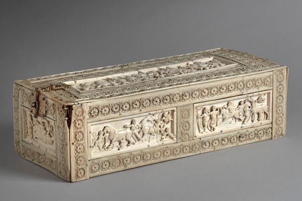 Veroli Casket / Byzantine