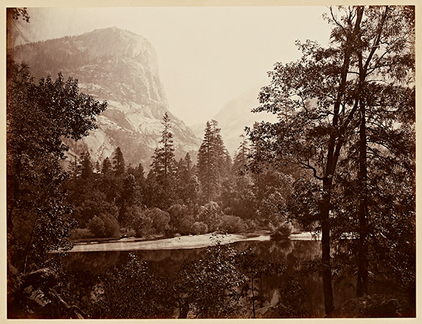 The Lake Bank, Yosemite / Watkins