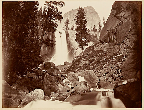 Piwyac, The Vernal Fall, Yosemite / Watkins
