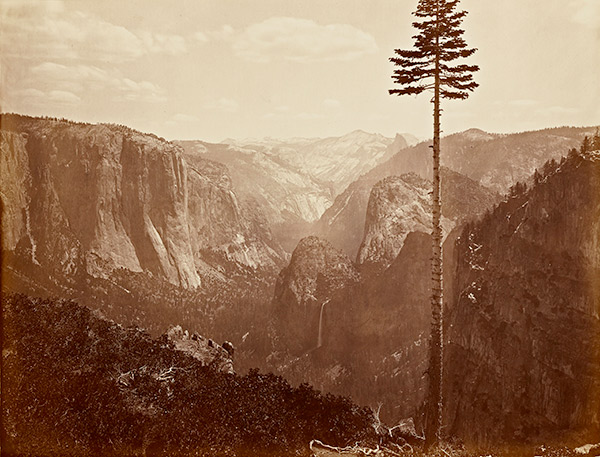 Yosemite Valley / Watkins