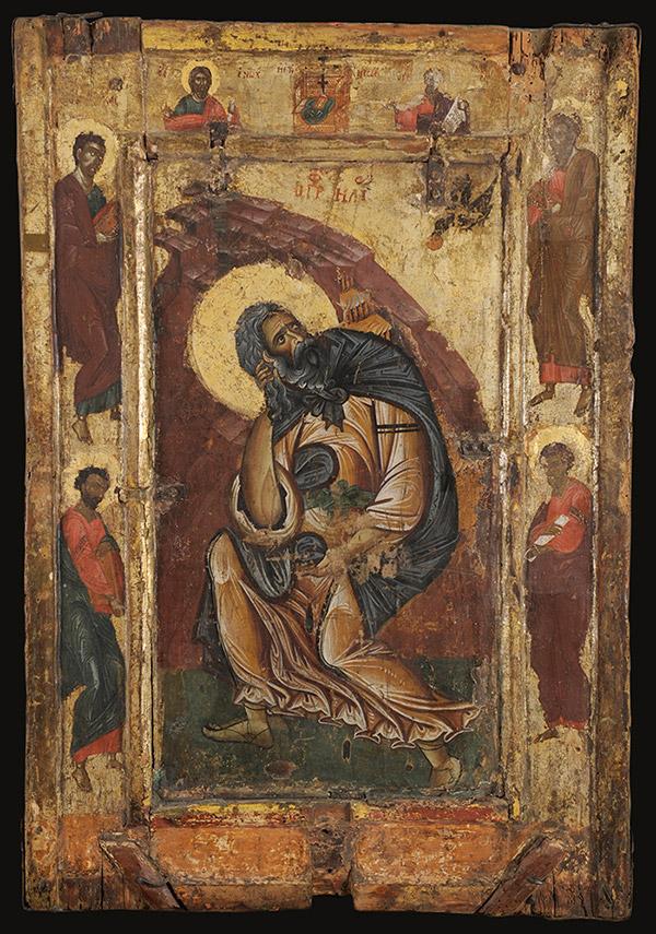 Prophet Elijah / Byzantine