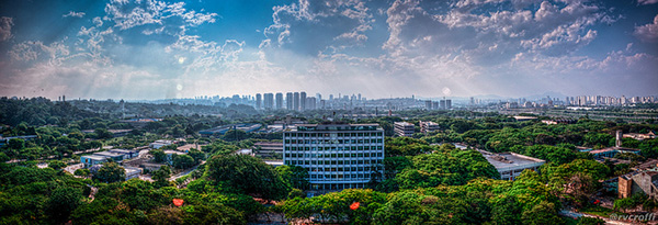 University of São Paulo by Rafael Vianna Croffi on Flickr, CC BY 2.0.