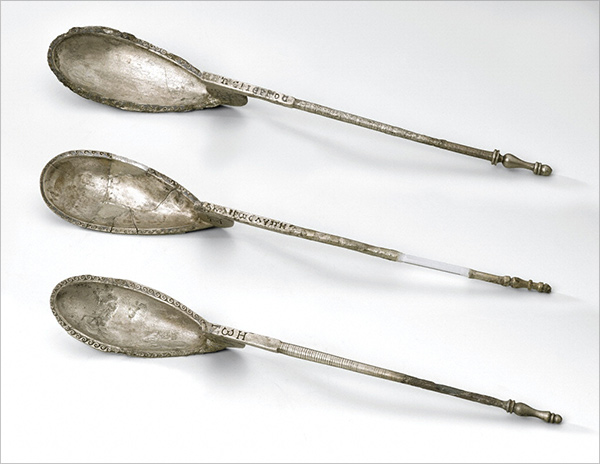 Spoons / Byzantine, made in Egypt