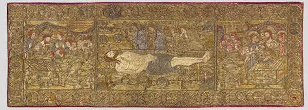 Liturgical Cloth / Byzantine