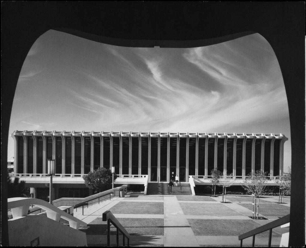 [University of California, Irvine], 1968, Julius Shulman. Getty Research Institute.