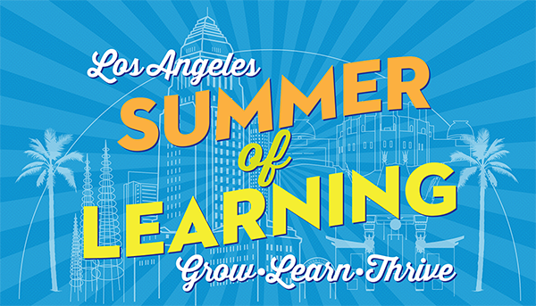 """L.A. Summer of Learning"" Turns the City into an Open-Air Classroom"