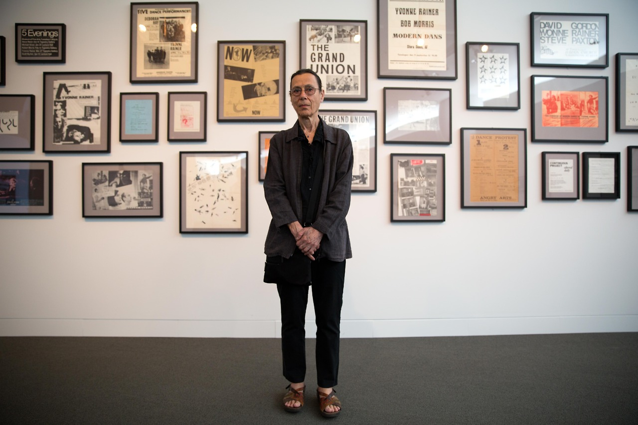 Yvonne Rainer in Her Own Words