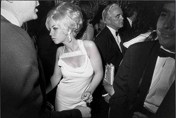 Centennial Ball, Metropolitan Museum of Art, New York. Image copyright Estate of Garry Winogrand, courtesy of Fraenkel Gallery