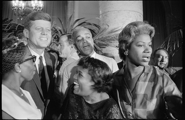 John F. Kennedy, Democratic National Convention, Los Angeles, 1960, Garry Winogrand. Image copyright Estate of Garry Winogrand, courtesy of Fraenkel Gallery