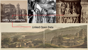 Linked Open Data / Ellora Caves in India