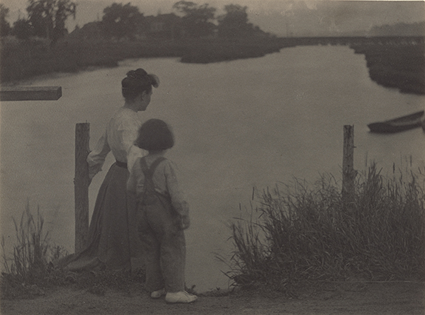The Still Water / Gertrude Käsebier
