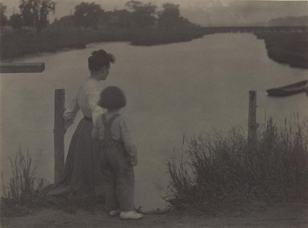The Still Water / Gertrude Käsebier