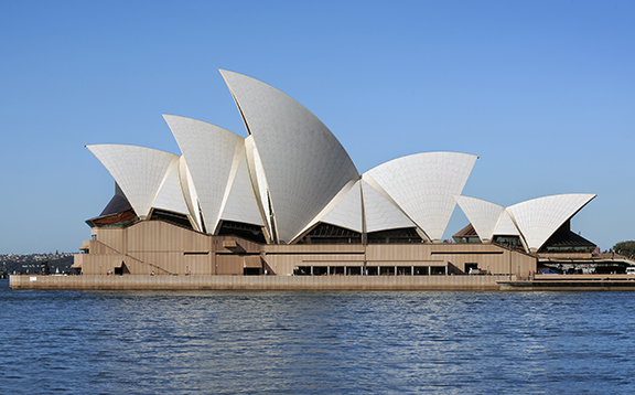 Sydney Opera House. © Jack Atley, courtesy of Sydney Opera House Trust