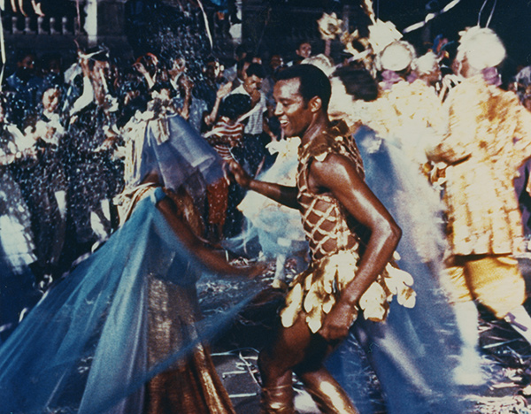 Still from Black Orpheus / Marcel Camus