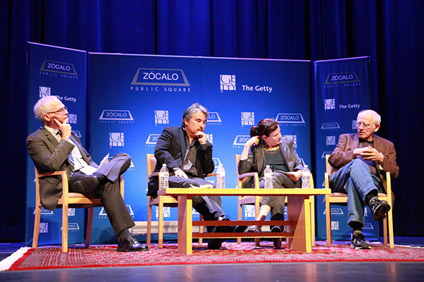 Is the Internet killing public space? A Zocalo-Getty panel