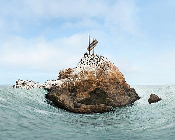 Mussel Rocks, California / Laura Plageman