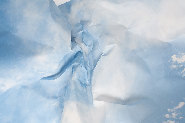 Cloud Study No. 1 / Laura Plageman