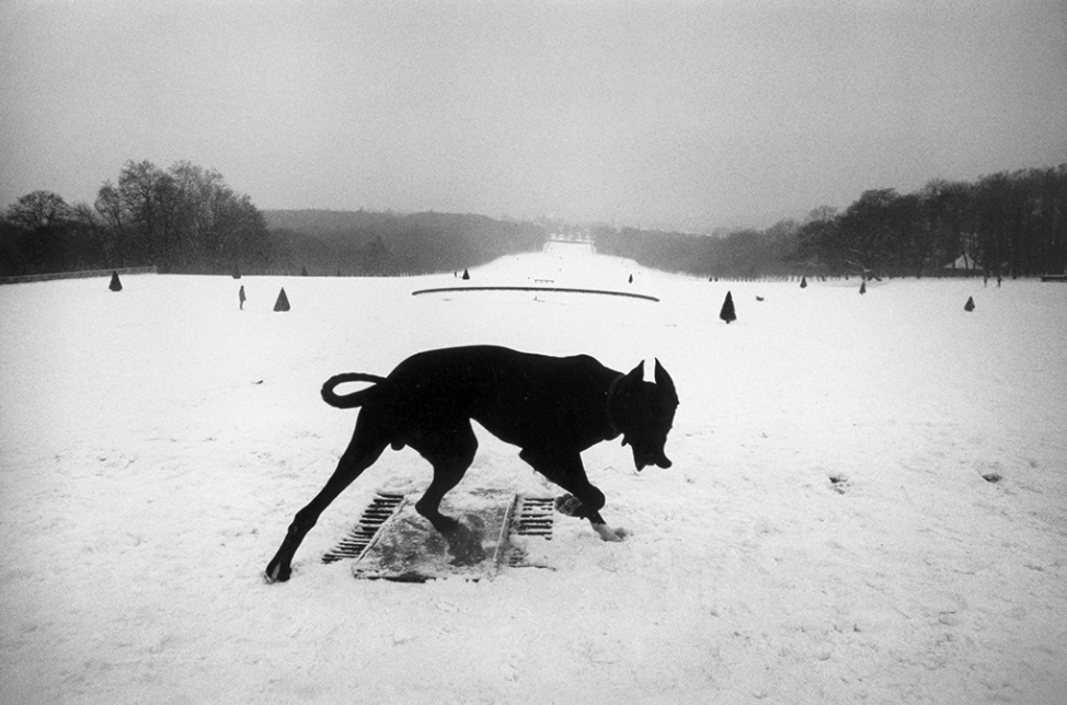 France, negative, 1987; print, 1987-88, Josef Koudelka, gelatin silver print. Image courtesy of Josef Koudelka and Pace/MacGill Gallery, New York. © Josef Koudelka/Magnum Photos
