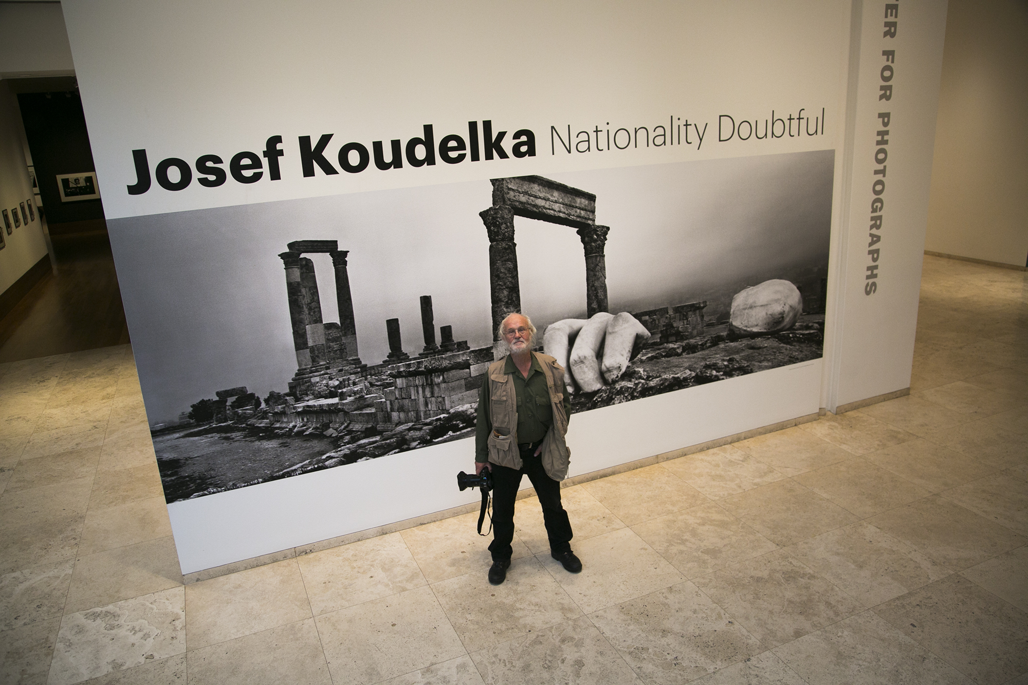 """We Are All the Same"": A Conversation with Josef Koudelka"