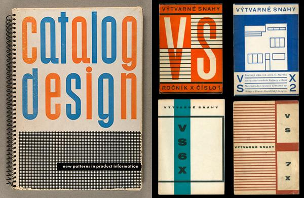 Designs by Ladislav Sutnar