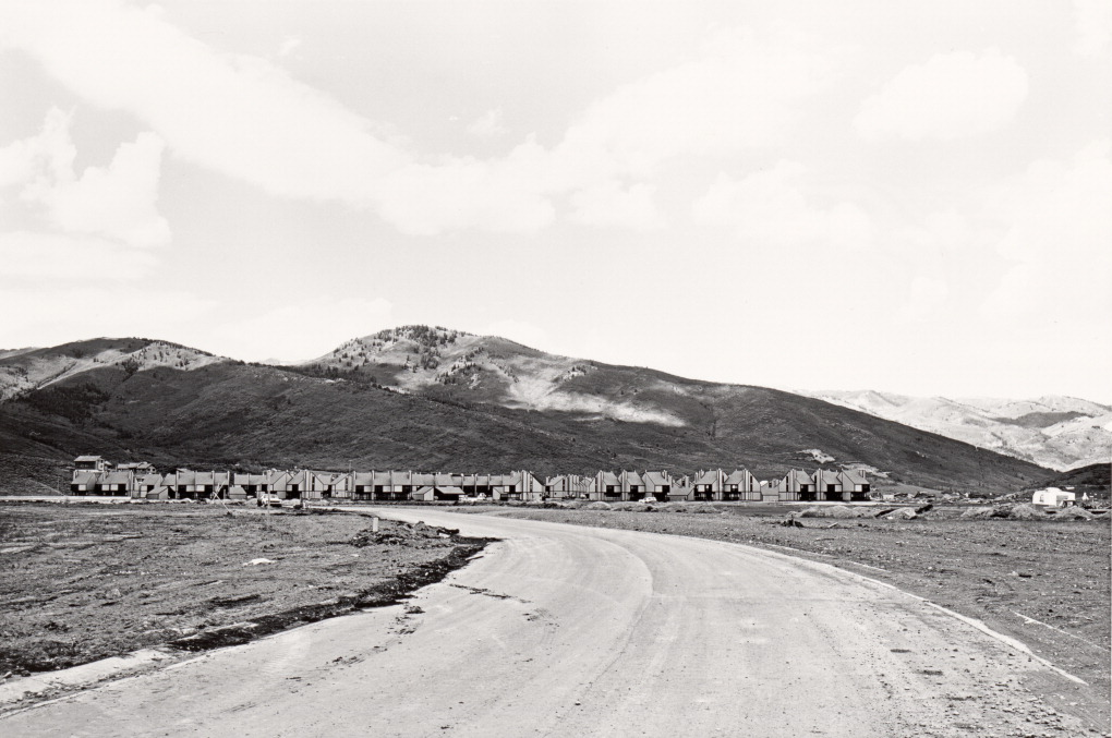 Park City, Element #55 / Lewis Baltz