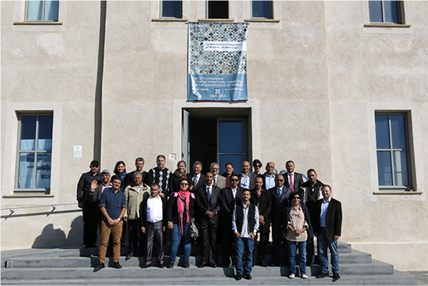 Participants in the recent MOSAIKON alumni meeting in Alghero. Photo courtesy CCA-Roma