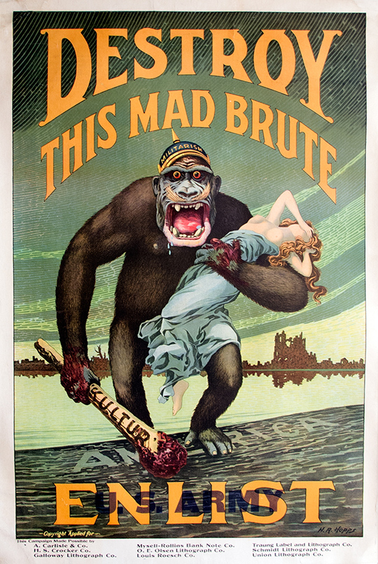 Destroy this Mad Brute—Enlist