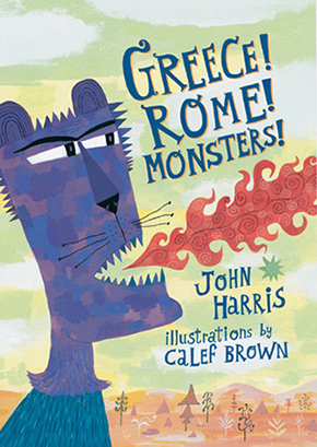 Greece! Rome! Monsters! - Getty Books in the Classroom
