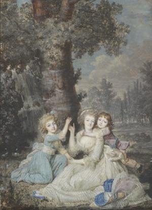 Marie-Antoinette / Francois Dumont