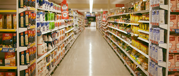 Top Photo: Grocery Store Design by I-5 Design and Manufacture, CC BY-NC-ND 2.0