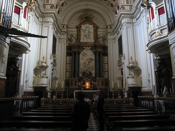 Monasterio de las Descalzas Reales in Madrid
