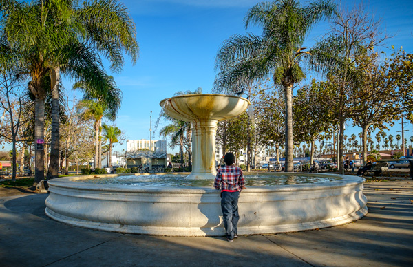 Leimert Plaza