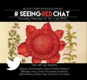 #SeeingRedChat