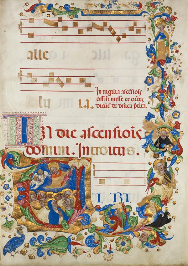 The Ascension / Cristoforo Cortese