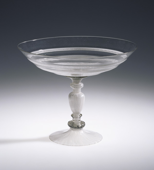 Stemmed Filigrana Wineglass (Tazza)