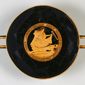 Kylix with the Suicide of Ajax