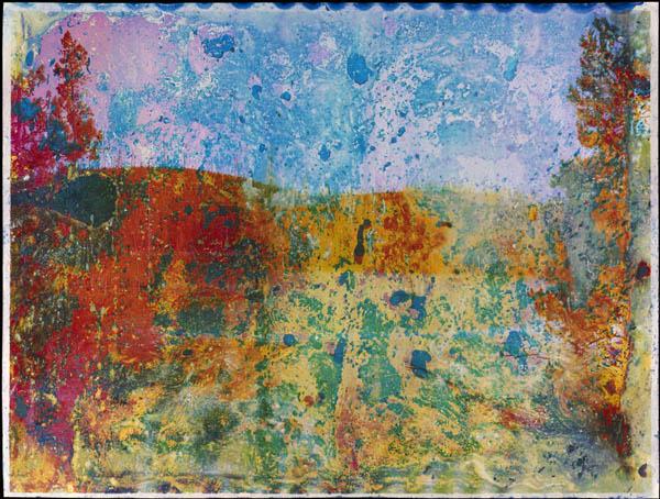 Rainbow Lake, WY A4 / Matthew Brandt