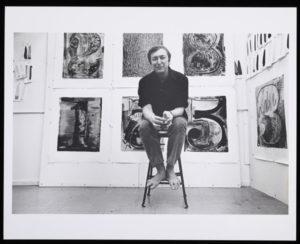Jasper Johns, 1968, Malcolm Lubliner