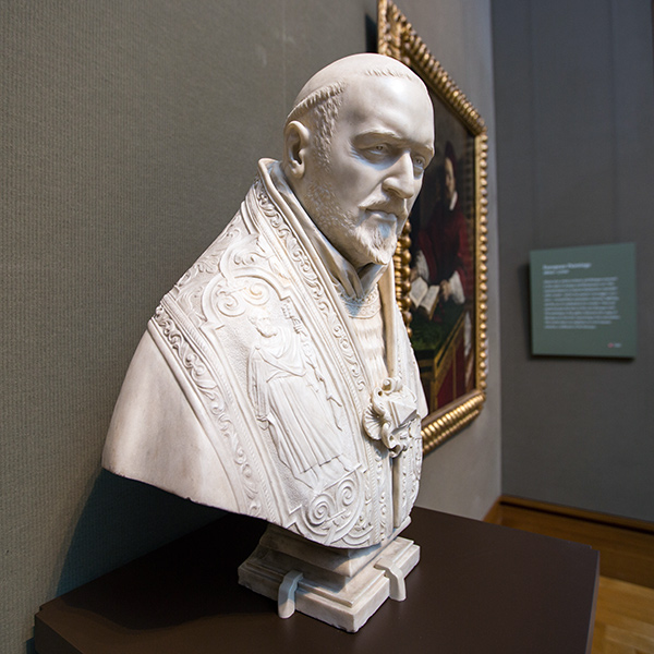 A Rediscovered Bernini Joins the Museum's Collection | The