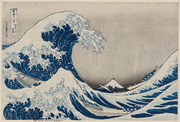 Under the Wave off Kanagawa / Hosukai